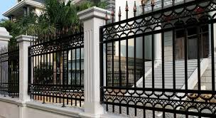 ornamental aluminum fence panels home design interior home decor