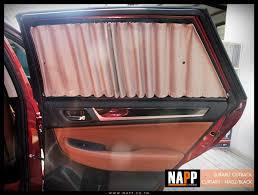 subaru outback car curtain by napp