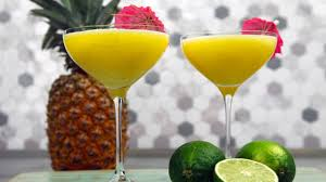 pineapple mojito recipe recipe pineapple slushy mojito cbc life