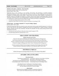 Hr Recruitment Resume Sample by Recruiting Resume 2017 Free Resume Builder Homedesign