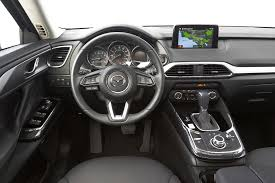 porsche macan 2016 interior 2016 mazda cx 9 touring fwd first test review avant more traction