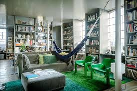 Living Room Hammock 20 Indoor Hammock Decorating Ideas