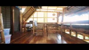 House Design Philippines Youtube by Bamboo Rest House Design Philippines Youtube