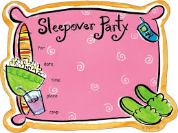 cool slumber invitations shop for other zoomerang products