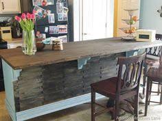 need kitchen storage make a kitchen island from a dresser