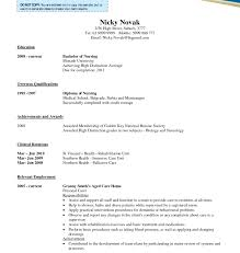 resume exles for graduate students resume exles nursing format for students freshers