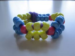 pony bead and pipe cleaner bracelet familyeducation