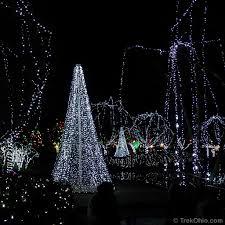 columbus zoo christmas lights wildlights 2012 at the columbus zoo trekohio