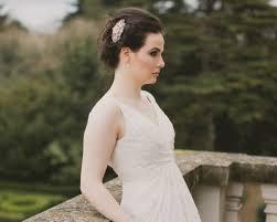 filigree art deco style wedding comb marquis jules bridal jewellery