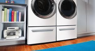 Frigidaire Washer Dryer Pedestal Frigidaire Optional Washer Or Dryer Pedestal Cfpwd15w