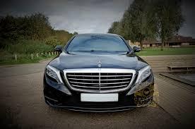 black mercedes black s class mercedes wedding car hire executive hire