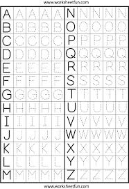 abc kindergarten worksheets 2017 olivia hytten printable