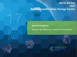 New England Road Map by Massachusetts Water Technology Industry Roadmap New England