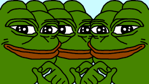 Frog Memes - the library information warfare memes in politics how pepe the
