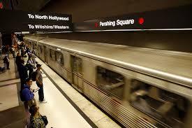 the los angeles metro is great u2013 so why aren u0027t people using it