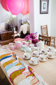 Tea Party Table by The Tea Party U2014 Heather Hall Photography