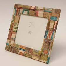 cornici fatte a mano cornice portafoto dipinta a mano 15x15 cm