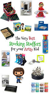 art gifts for kids the ultimate list of artsy stocking stuffers
