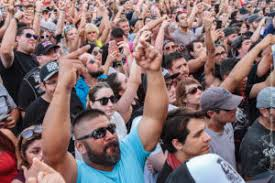 Bud Light River City Rockfest River City Rockfest Heats Up San Antonio Ready Steady Austin