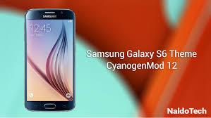 theme apk galaxy s6 install galaxy s6 theme on cyanogenmod 12 theme engine naldotech