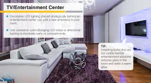 Decorative Led Lights For Homes 21 Tips For Led Lighting In Your Home Electronic House