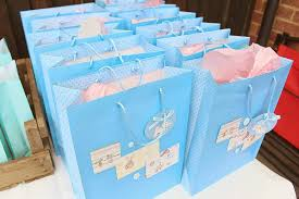 baby shower gift bags baby shower gift bags for baby shower the baby shower dolly bow