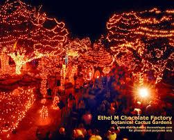 ethel m chocolate factory las vegas holiday lights m chocolate factory christmas computer wallpaper