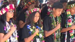 Cnmi Flag Cnmi Northern Marianas Anthem Tanapag Middle Graduation