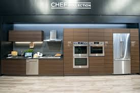 chef kitchen design samsung s chef collection cool hunting