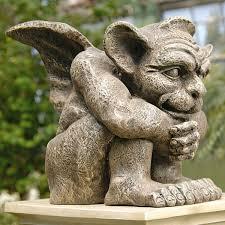 design toscano emmett the gargoyle statue reviews wayfair