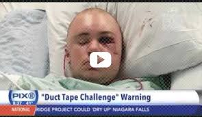 Challenge Wrong Duct Challenge Wrong Almost Died After Attempting