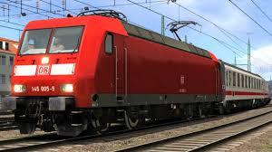 Augenarzt Bad Langensalza Loksim 3d Br145 Doppelstock Regionalbahn Jena Saalbahnhof