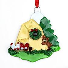 tent cing by rudolph and me ornaments co uk kitchen home