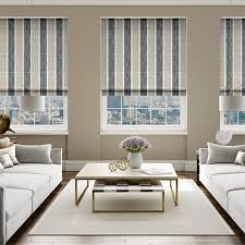 Tweed Roman Blinds Roman Blinds By Tuiss Luxury Made To Measure Roman Blinds