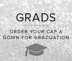 cap and gown order enochs announcements on cap and gown orders are