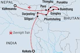 Map Of Nepal And China by Nepal Tours Treks U0026 Travel Intrepid Travel Gb