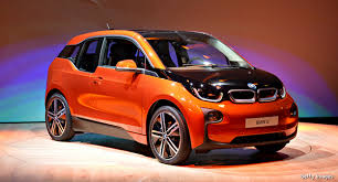 bmw 3i electric car bmw i3 electric car unveiled loaner suv tackles longer drives