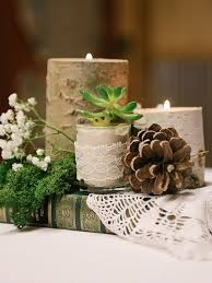 centerpieces with candles wedding centerpieces with candles