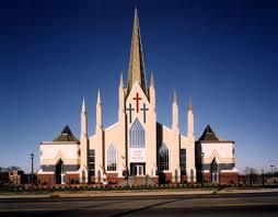 Bellevue Baptist Church Singing Christmas Tree by Color Schemes Church Interior Church Interior Design Ideas