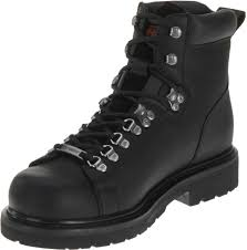motorcycle black boots harley davidson men u0027s dipstick 6 inch motorcycle black boots