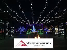 mountain america credit union sponsors winter aglow