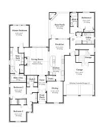 9 french country floor plans luxury french country house plan