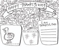 thanksgiving placemat thanksgiving activity placemat xo lp