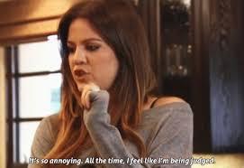 Annoyed Meme Tumblr - when did khloe kardashian get this sassy obsev
