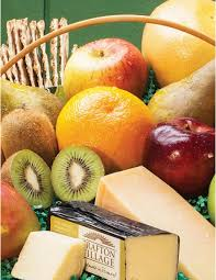 fruit basket jumbo cheese u0026 fruit basket fruit and gift baskets delivered