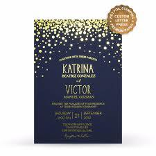 personalised modern fairytale wedding invitation 401139477784