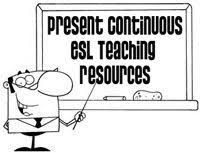 7 best present continuous esl efl games activities and