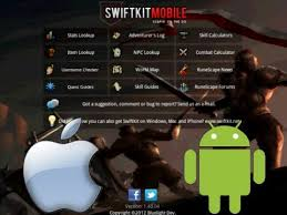 how to play runescape on android swiftkit mobile for runescape android apps on play