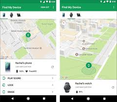 find my app for android say hello to find my device s reworked device tracking app