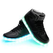 light up shoes charger amazon com supernova hover light up shoes light up led shoes